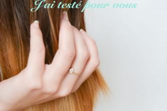 produits coiffance