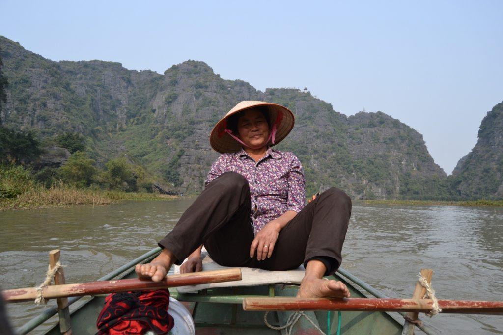 le sourire Vietnamien