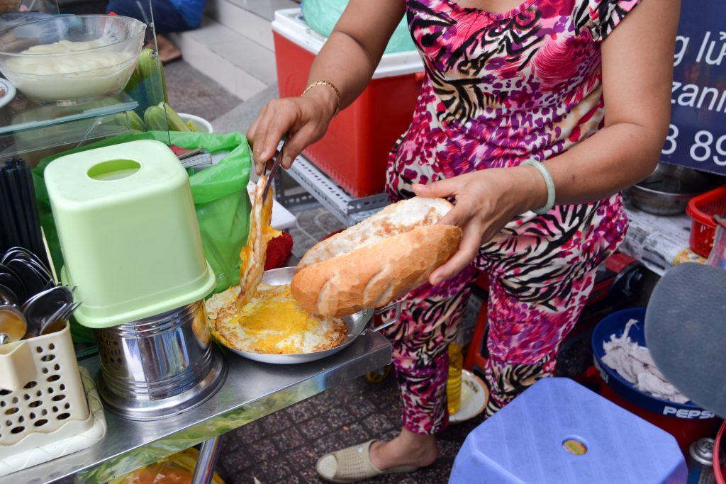 nourriture au Vietnam