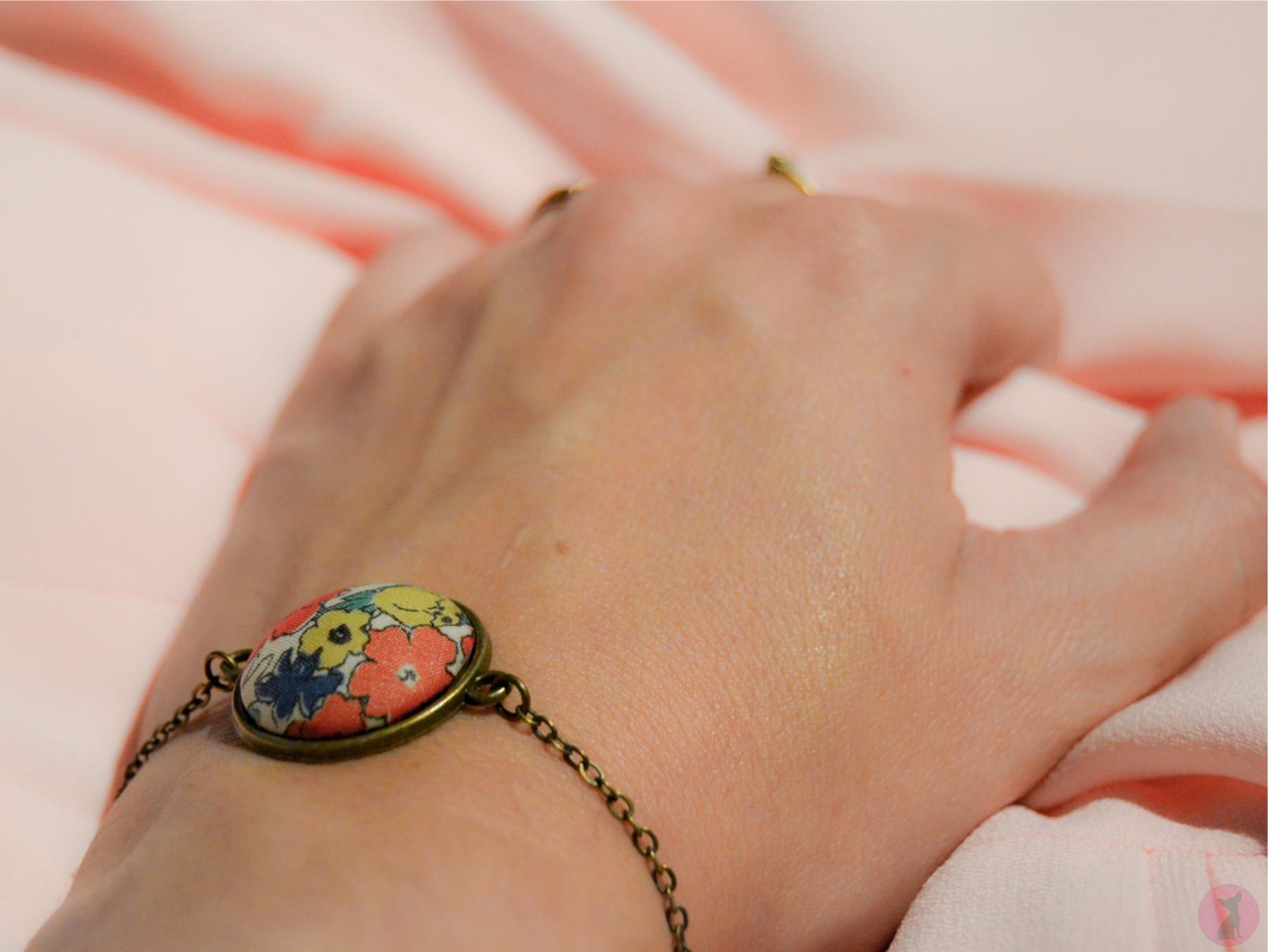 bracelet Emissticric