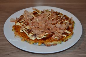 Okonomiyaki : recette simple et rapide