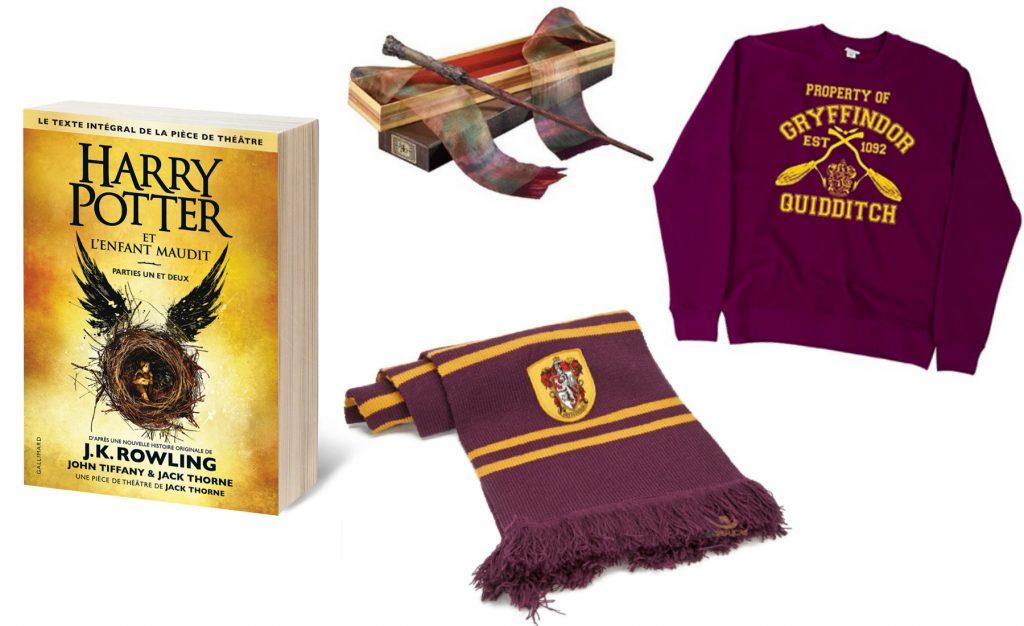 idées cadeaux Harry Potter