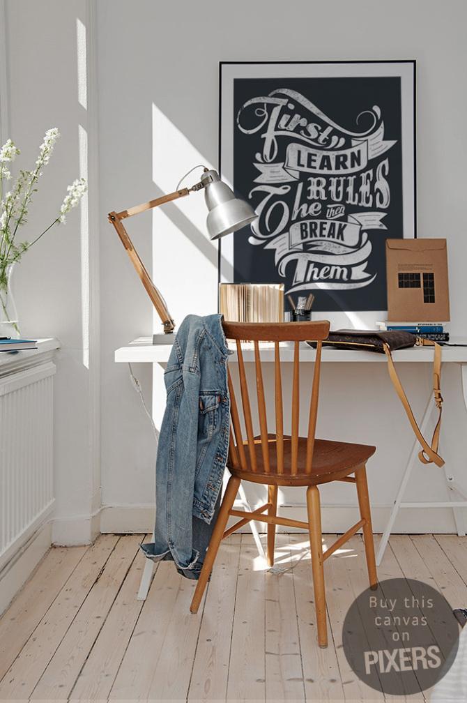 décorer son bureau
