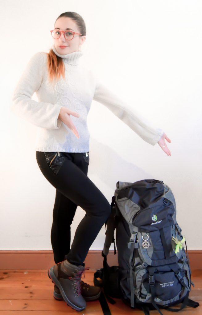 avantage sac à dos