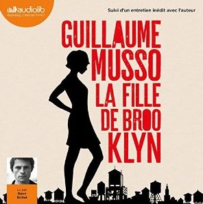 audible la fille de brooklyn