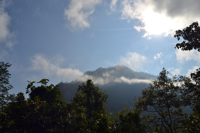 Montagne Thaïlande