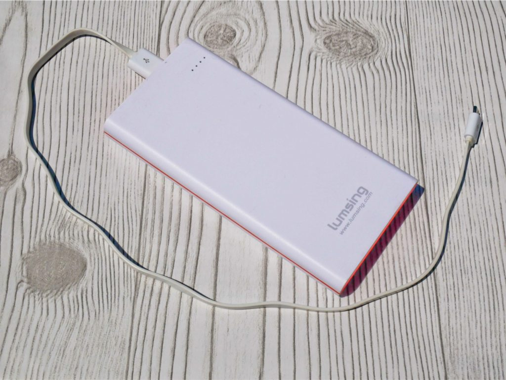 power bank lumsing