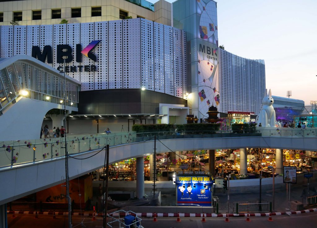MBK en thailande