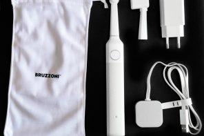 J'ai testé pour vous : la brosse à dents électrique Bruzzoni