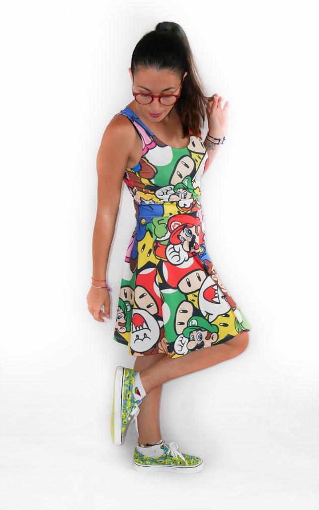 robe Mario Bros
