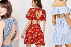 Robes imprimées ou robes à rayures pour l'été : wishlist