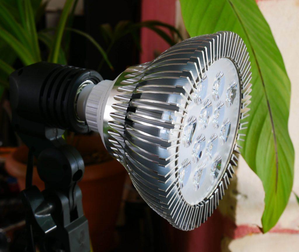 LED pour plantes d'interieures