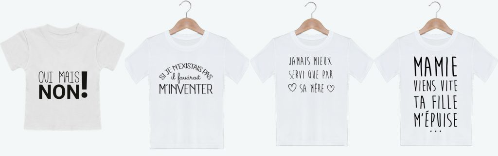 t-shirt-enfant-tunetoo-vêtements personnalisés