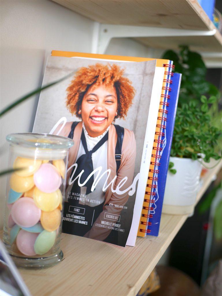magazine les editions du 8 mars
