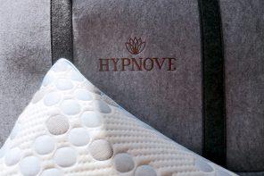 L'oreiller Hypnove pour dormir confortablement et profondément