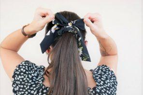 Assortir ses accessoires cheveux à sa tenue