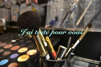 j'ai testé pour vous : un atelier maquillage