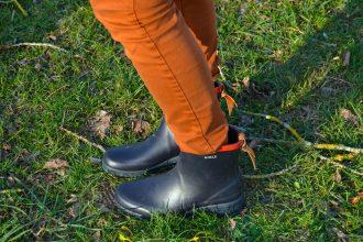 bottes caotchouc