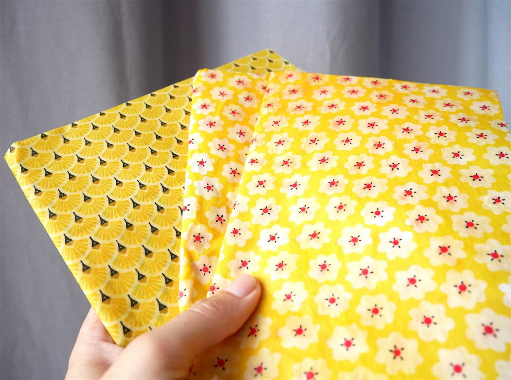 DIY Bee Wrap
