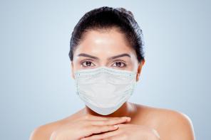 Remèdes naturels contre les désagréments liés au port du masque